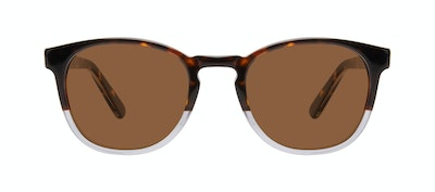 Affordable Fashion Glasses Round Sunglasses Men Boreal Pacific Front