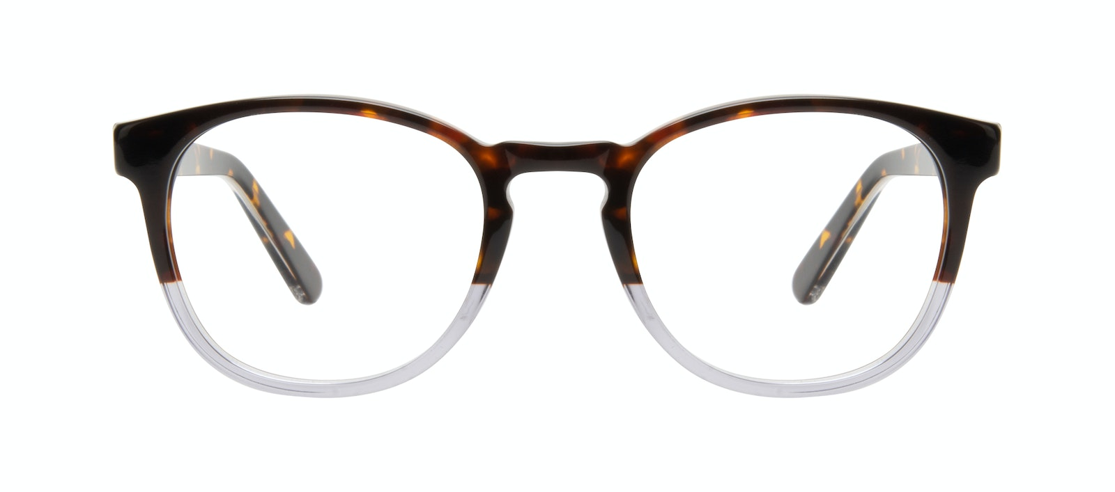 Affordable Fashion Glasses Round Eyeglasses Men Boreal Pacific Front