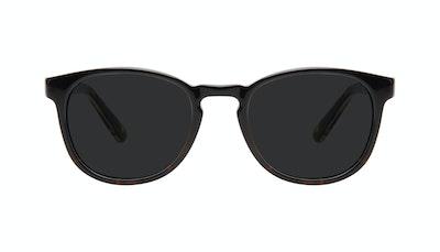 Affordable Fashion Glasses Round Sunglasses Men Boreal Tundra Front
