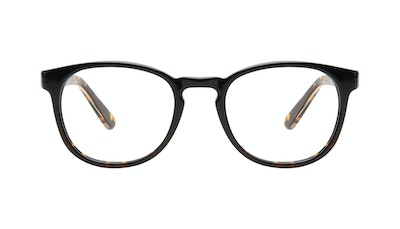 Affordable Fashion Glasses Round Eyeglasses Men Boreal Tundra Front