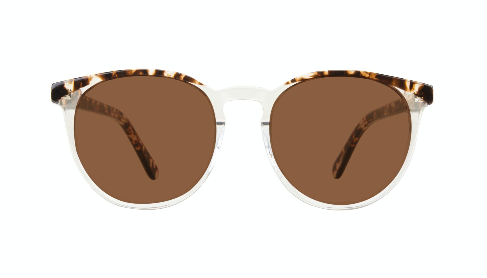 Affordable Fashion Glasses Round Eyeglasses Women Brilliant Blond Tortoise