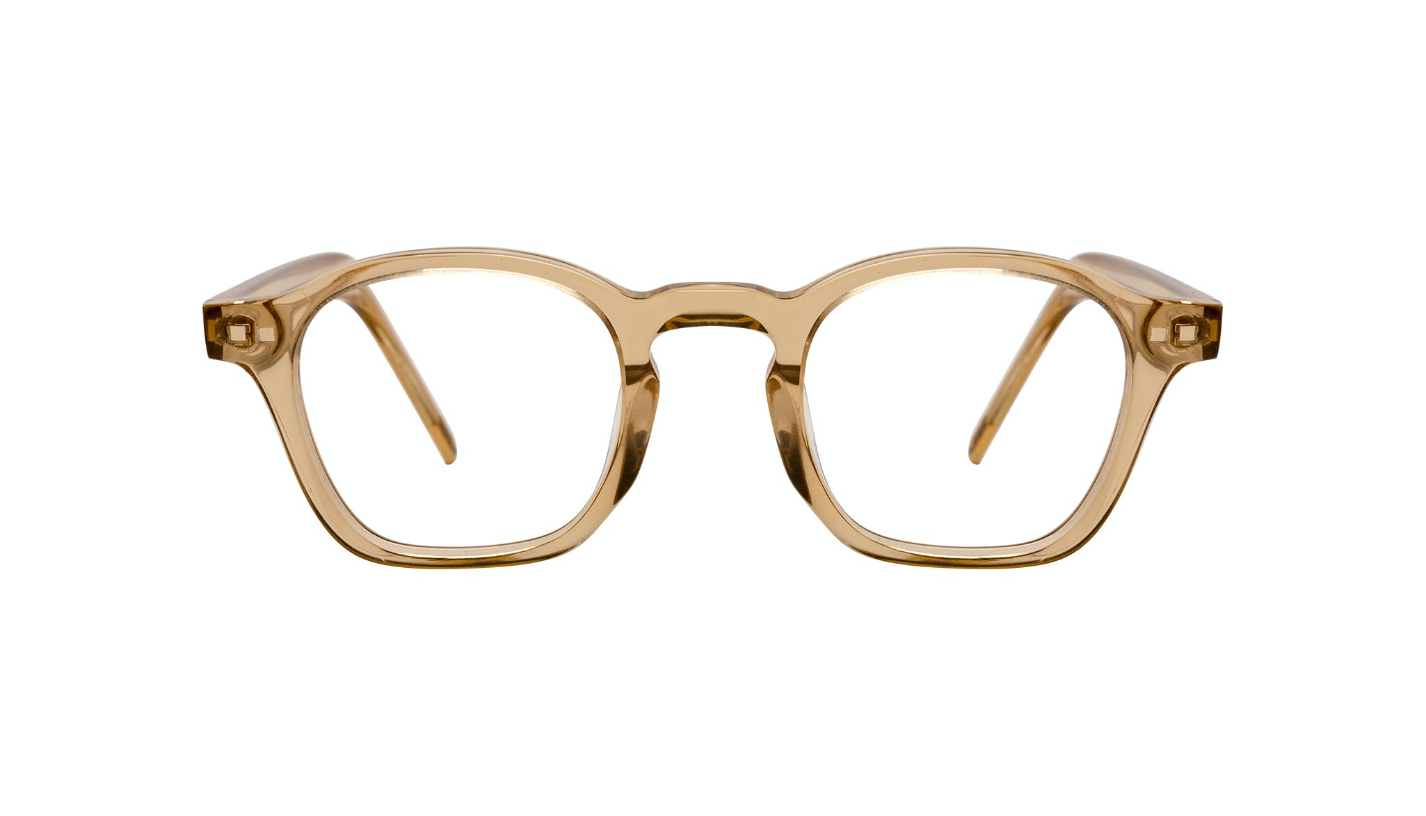 Affordable Fashion Glasses Square Eyeglasses Men Brisk Golden