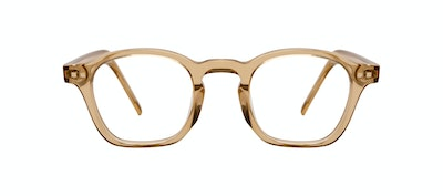 Affordable Fashion Glasses Square Eyeglasses Men Brisk Golden Front