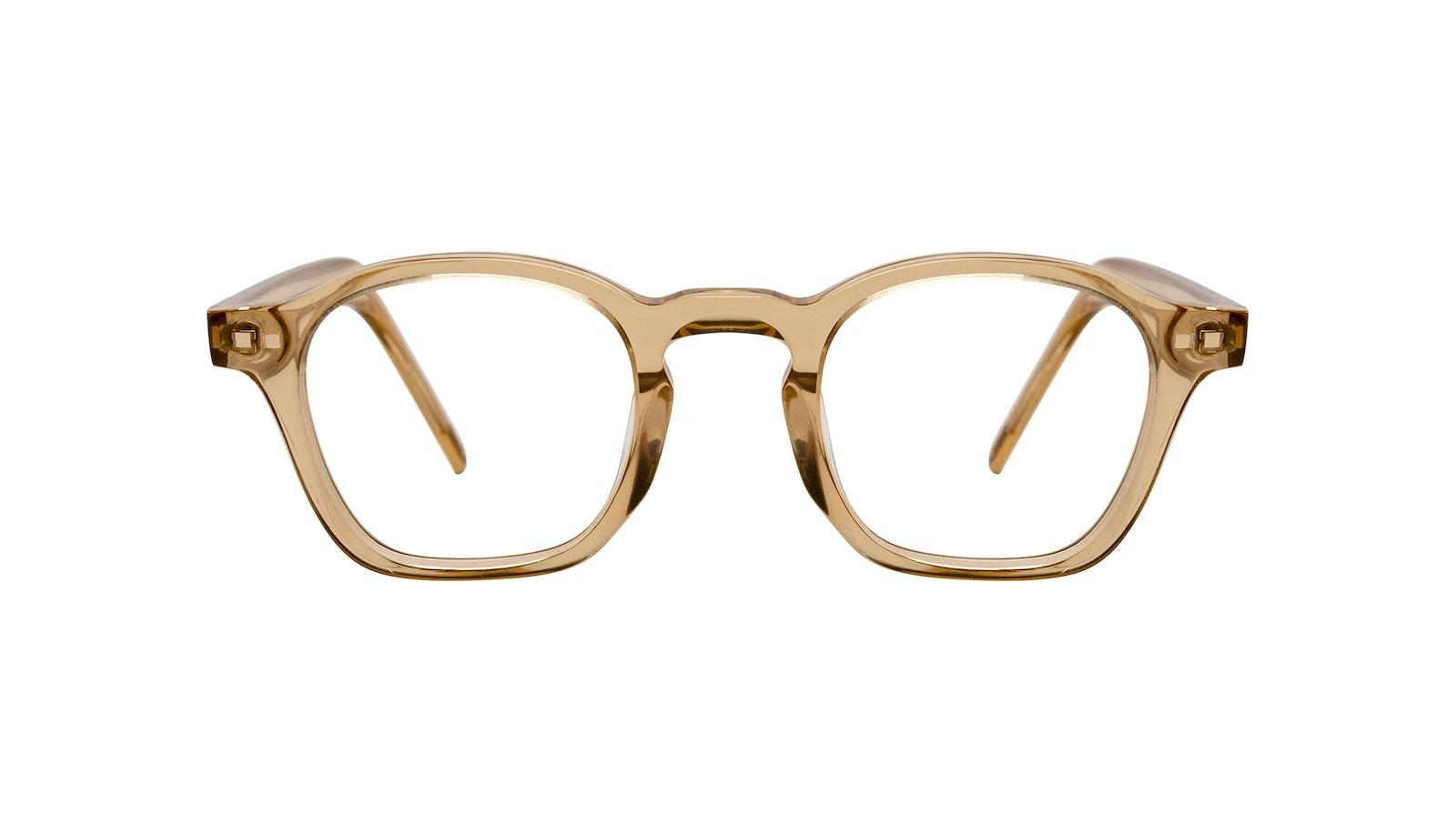 Affordable Fashion Glasses Square Eyeglasses Men Brisk Golden