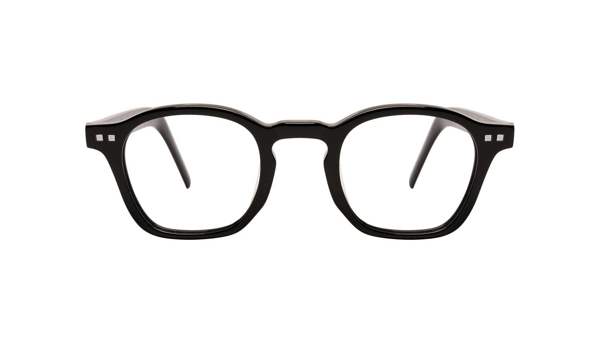 Affordable Fashion Glasses Square Eyeglasses Men Brisk Onyx