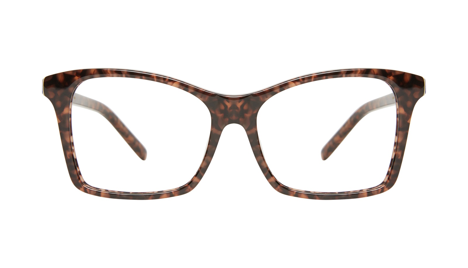 Affordable Fashion Glasses Square Eyeglasses Women Cadence Leopard