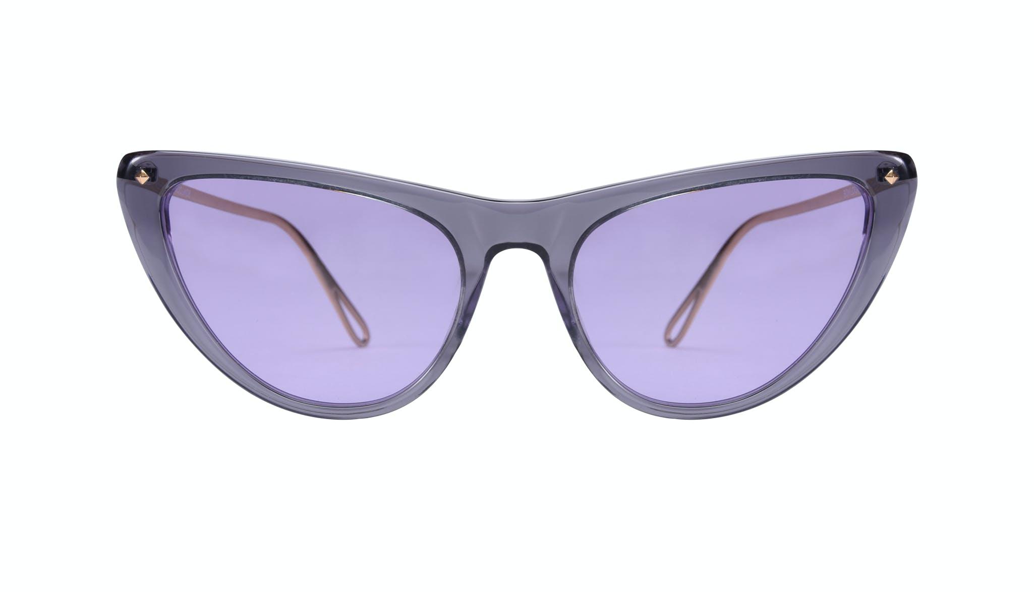 Affordable Fashion Glasses Cat Eye Sunglasses Women Celeste Shadow
