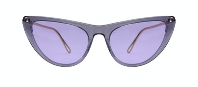 Affordable Fashion Glasses Cat Eye Sunglasses Women Celeste Shadow Front