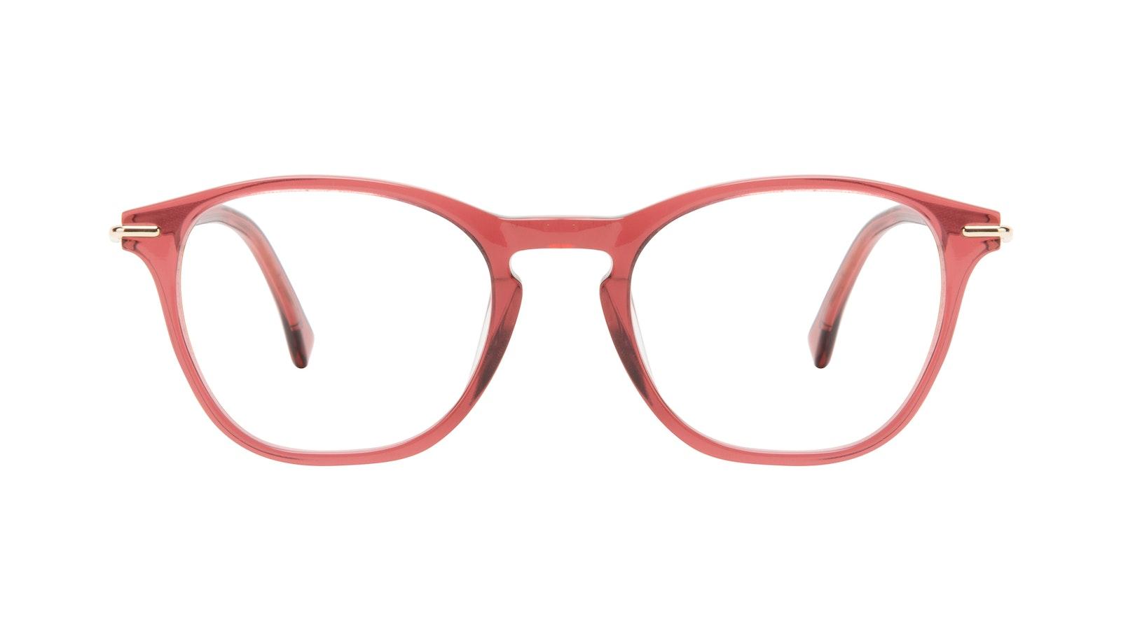 Lunettes tendance Carrée Lunettes de vue Femmes Charming Cherry