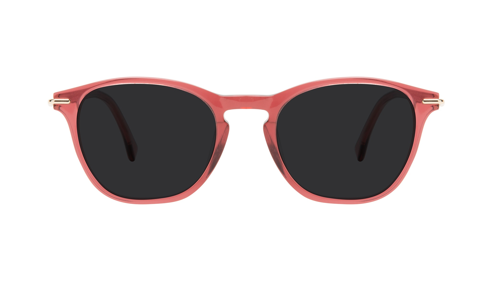 Affordable Fashion Glasses Square Sunglasses Women Charming Cherry Front