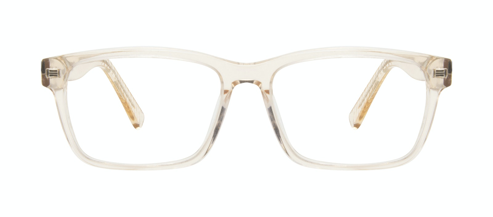 Affordable Fashion Glasses Square Eyeglasses Men Chief Golden Front