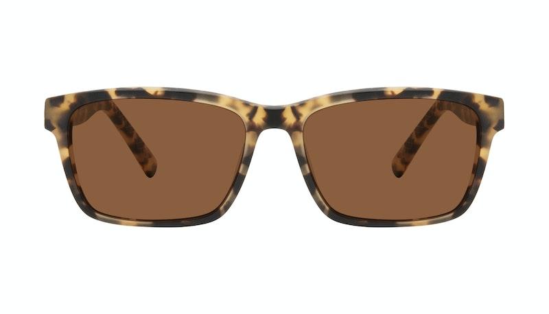 beef137957d39 Affordable Fashion Glasses Square Sunglasses Men Chief Tortoise Matte