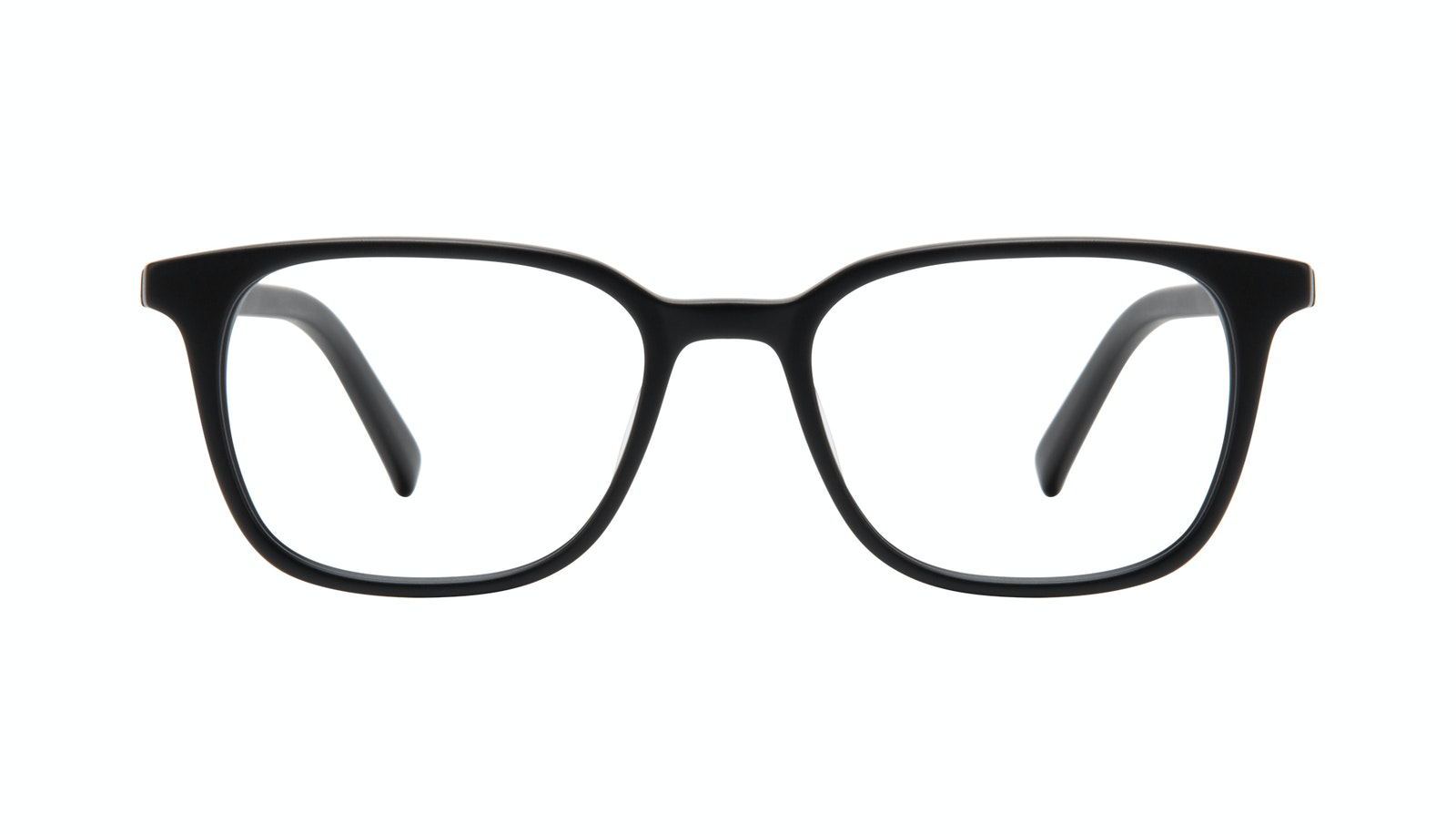 Affordable Fashion Glasses Square Eyeglasses Men Choice Black Matte