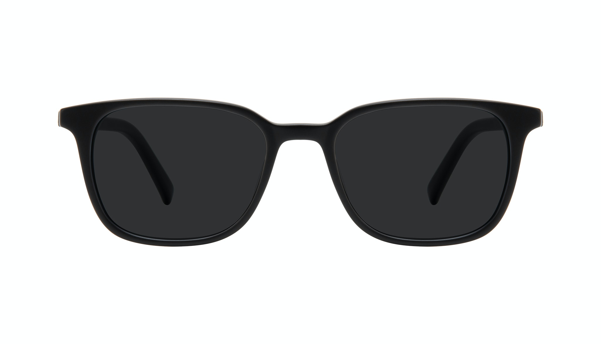 Affordable Fashion Glasses Square Sunglasses Men Choice Black Matte