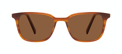 Affordable Fashion Glasses Square Sunglasses Men Choice Havana Front