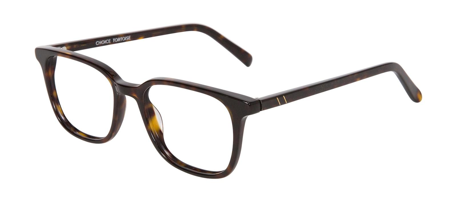 Affordable Fashion Glasses Square Eyeglasses Men Choice Tortoise Tilt