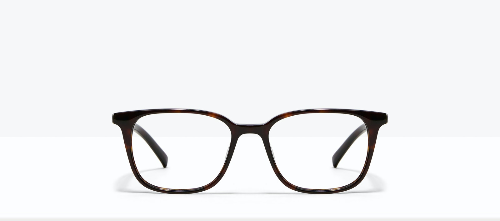 Affordable Fashion Glasses Square Eyeglasses Men Choice Tortoise Front