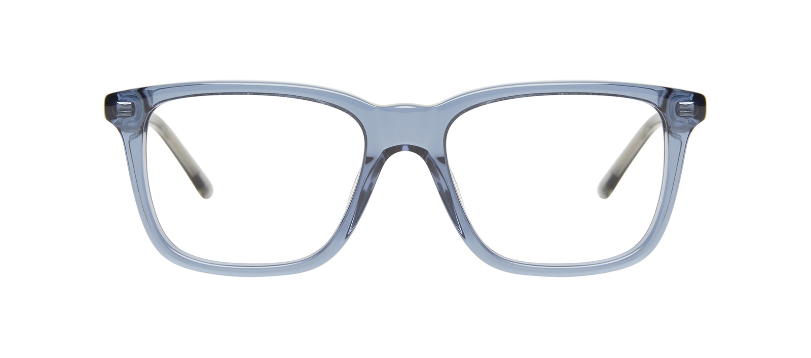 Affordable Fashion Glasses Square Eyeglasses Kids Code Junior Oxford Grey Front
