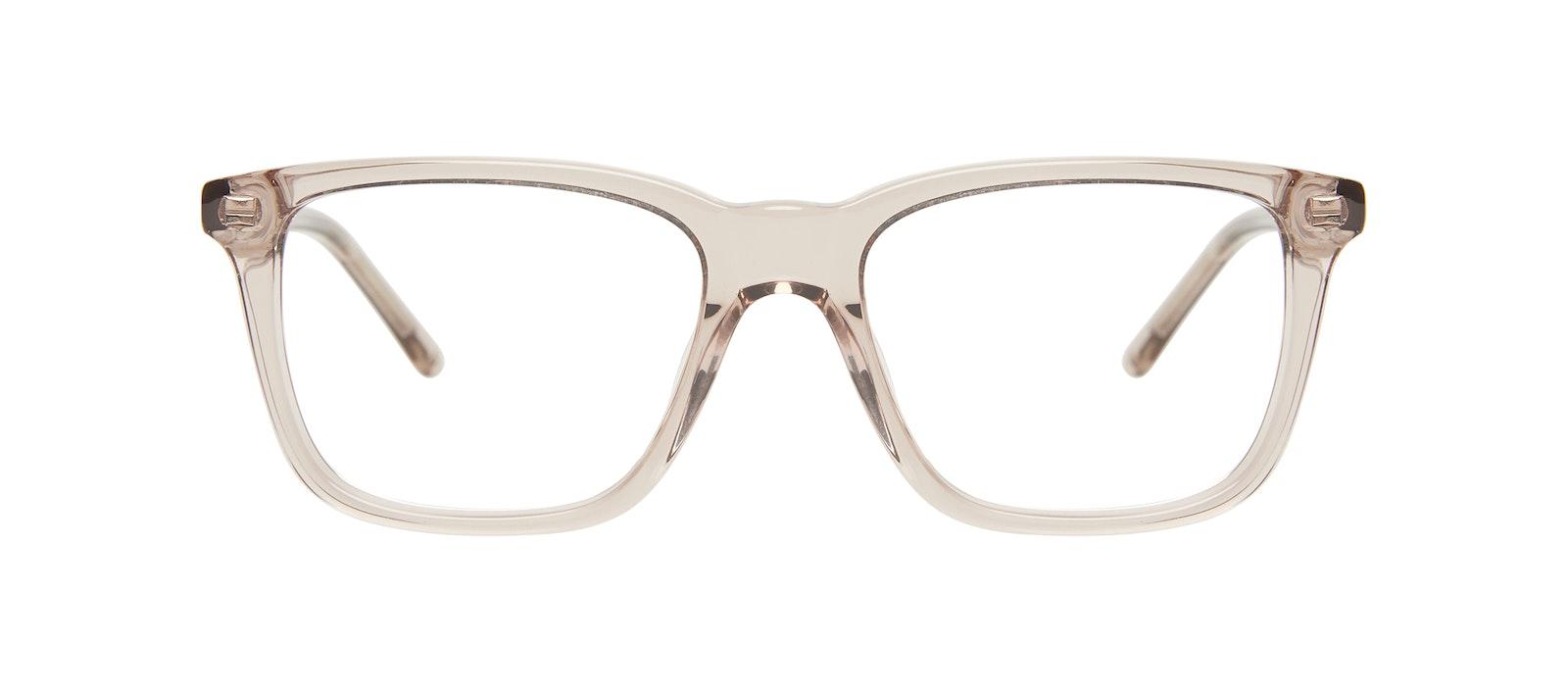 Affordable Fashion Glasses Square Eyeglasses Kids Code Junior Sand Front