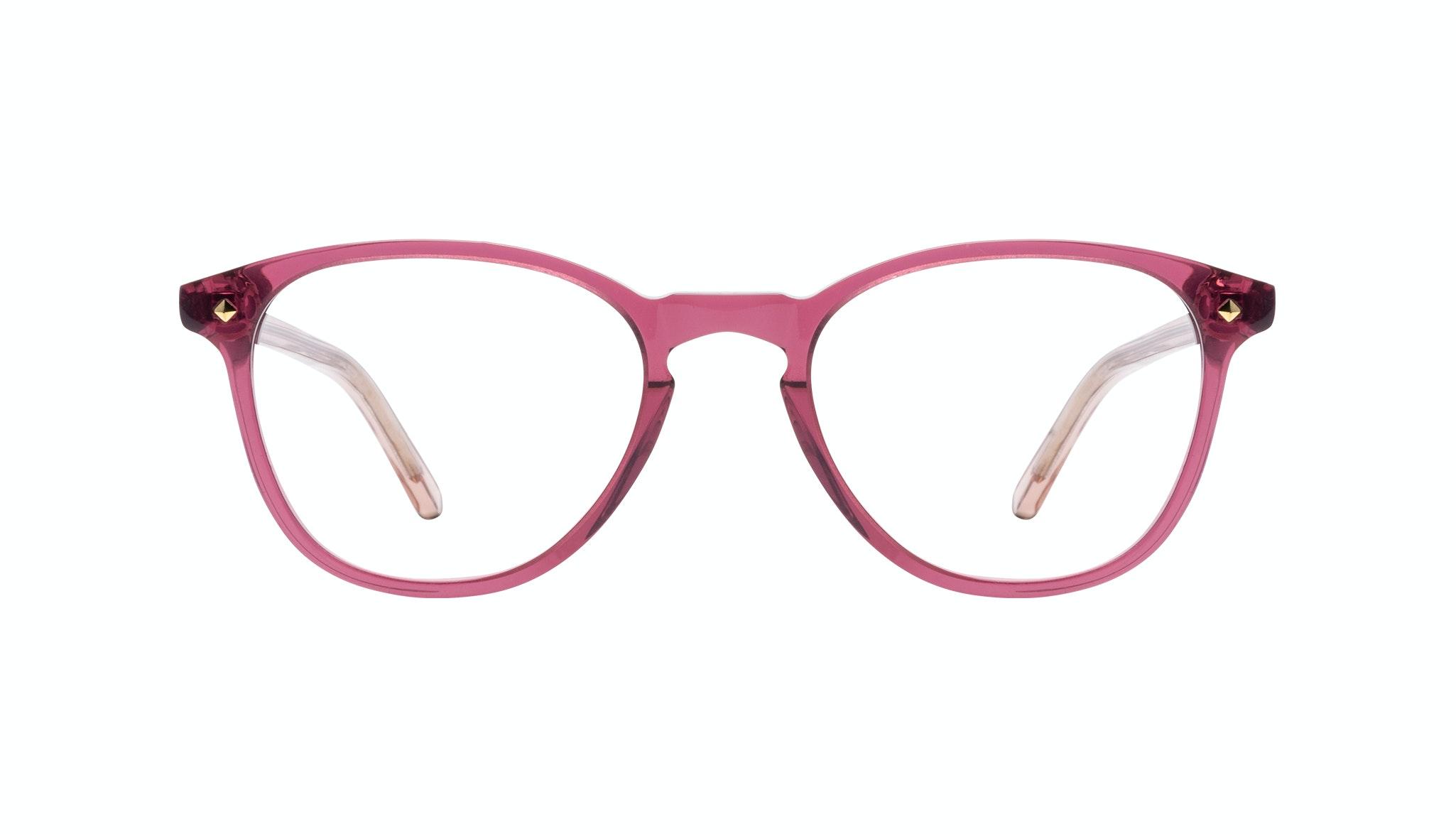 Affordable Fashion Glasses Round Eyeglasses Women Crush Berry