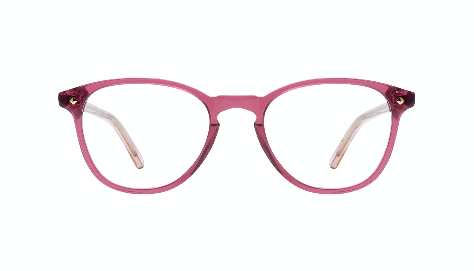 Affordable Fashion Glasses Round Eyeglasses Women Crush Berry