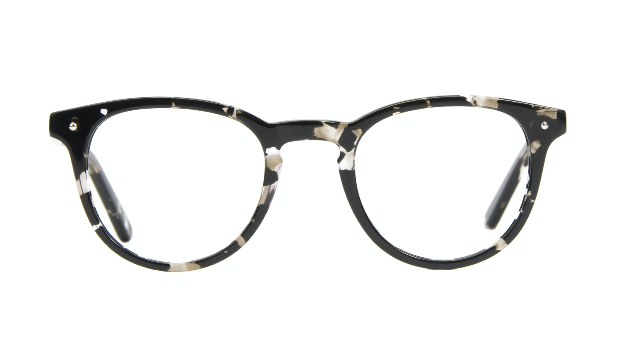 Affordable Fashion Glasses Round Eyeglasses Men Cult Stone Front