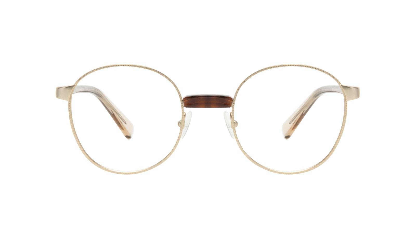 Affordable Fashion Glasses Round Eyeglasses Women Curious Gold