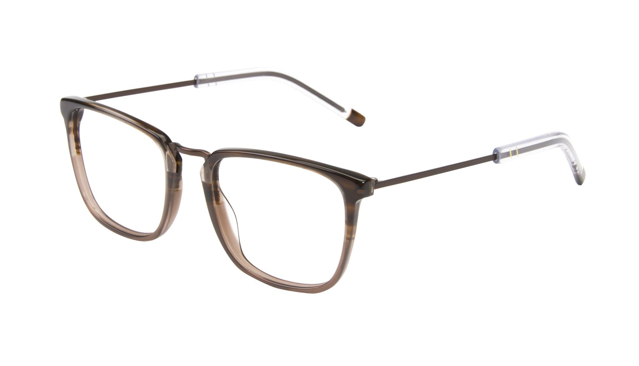 Affordable Fashion Glasses Rectangle Square Eyeglasses Men Current Mud Tilt