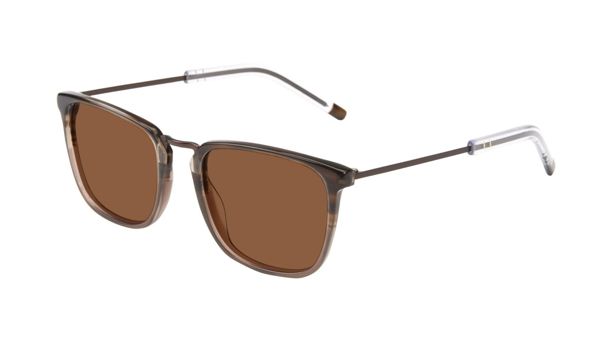 Affordable Fashion Glasses Rectangle Square Sunglasses Men Current Mud Tilt
