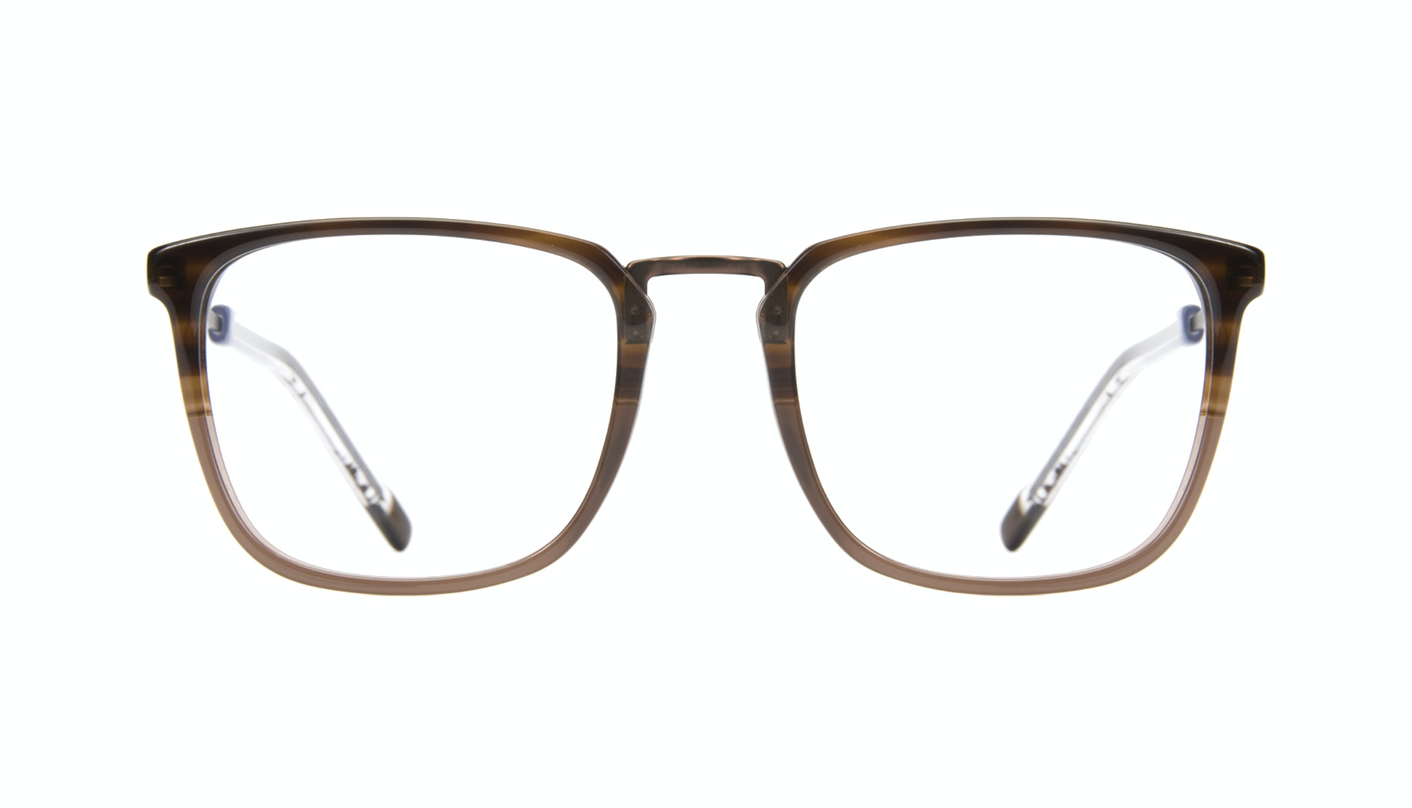 Affordable Fashion Glasses Rectangle Square Eyeglasses Men Current Mud
