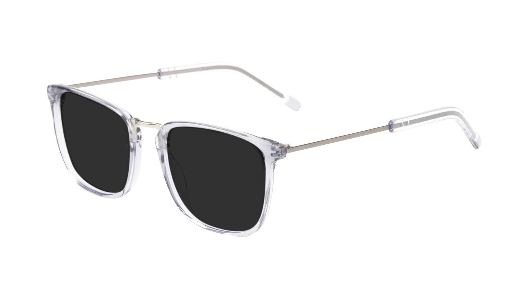 Affordable Fashion Glasses Rectangle Square Sunglasses Men Current Steel Tilt