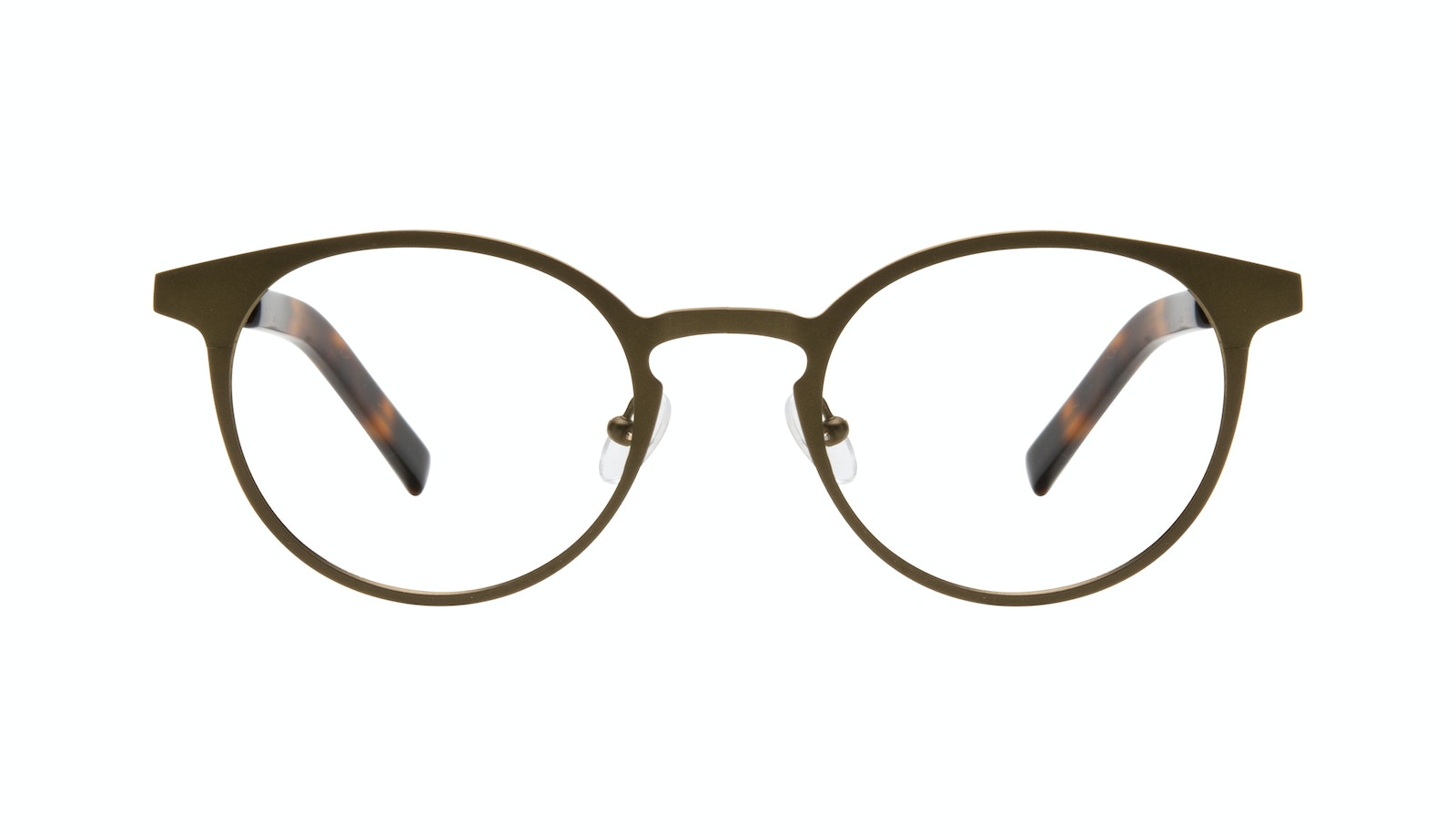 Affordable Fashion Glasses Round Eyeglasses Men Cut Khaki