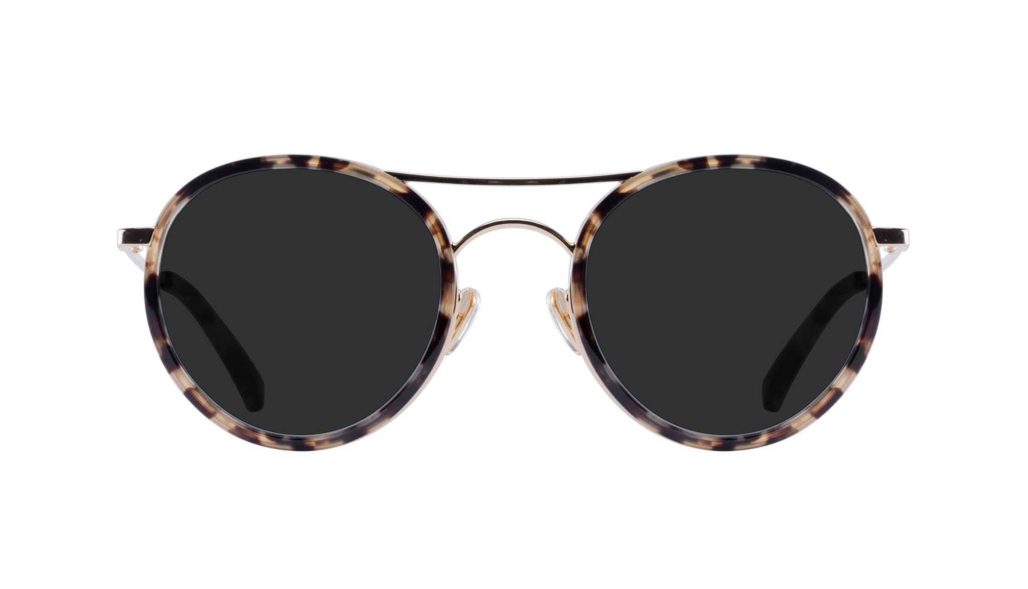 Affordable Fashion Glasses Aviator Round Sunglasses Women Dawn Tortoise