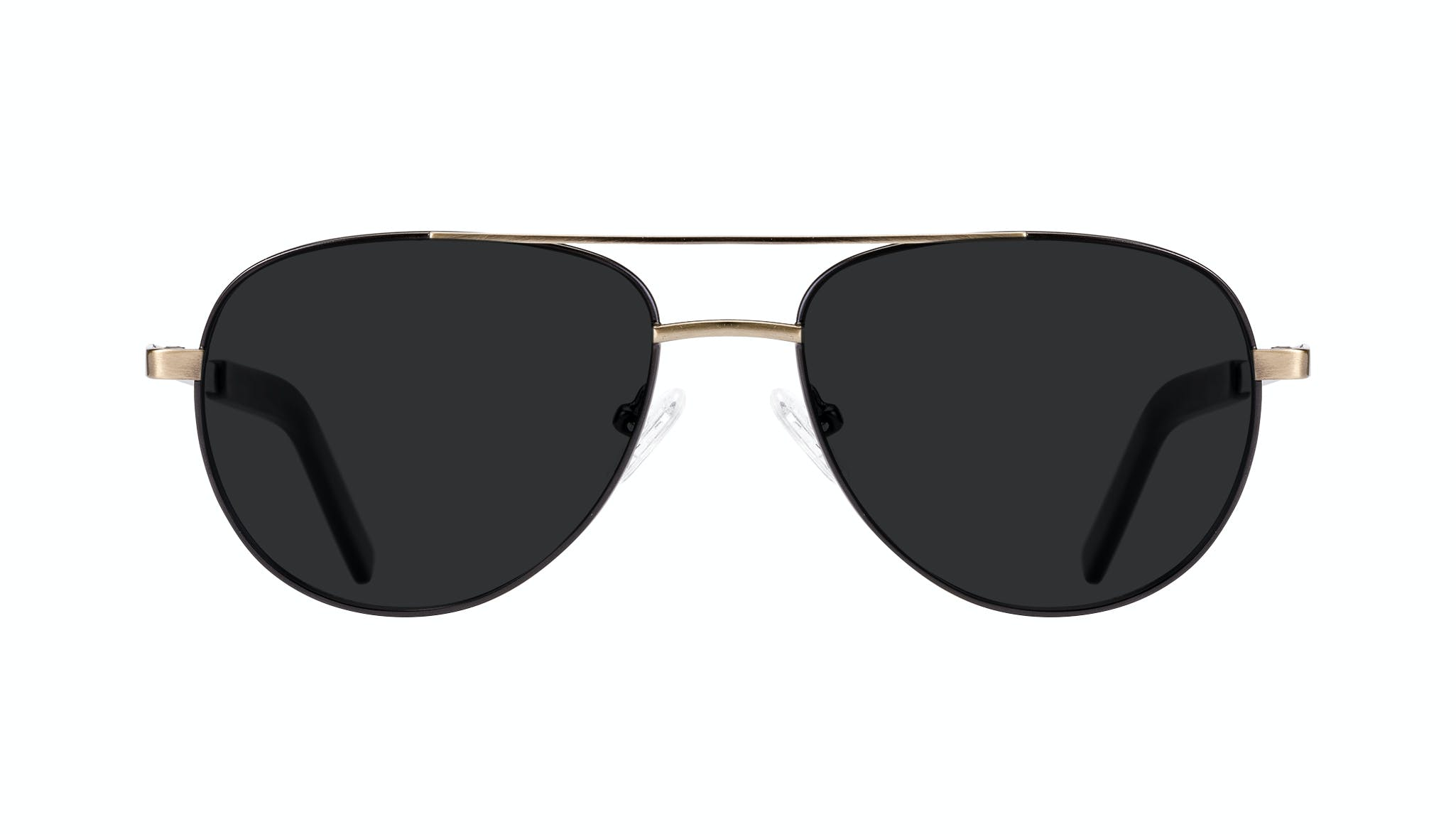 Affordable Fashion Glasses Aviator Sunglasses Men Devoted Deep Gold Front