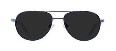 Affordable Fashion Glasses Aviator Sunglasses Men Devoted Midnight Front