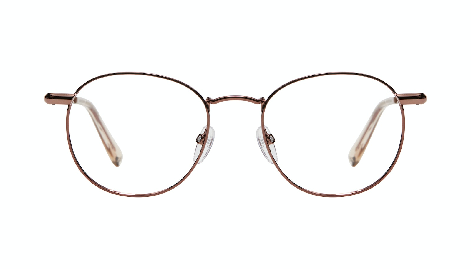 Affordable Fashion Glasses Round Eyeglasses Men Women Divine L Copper