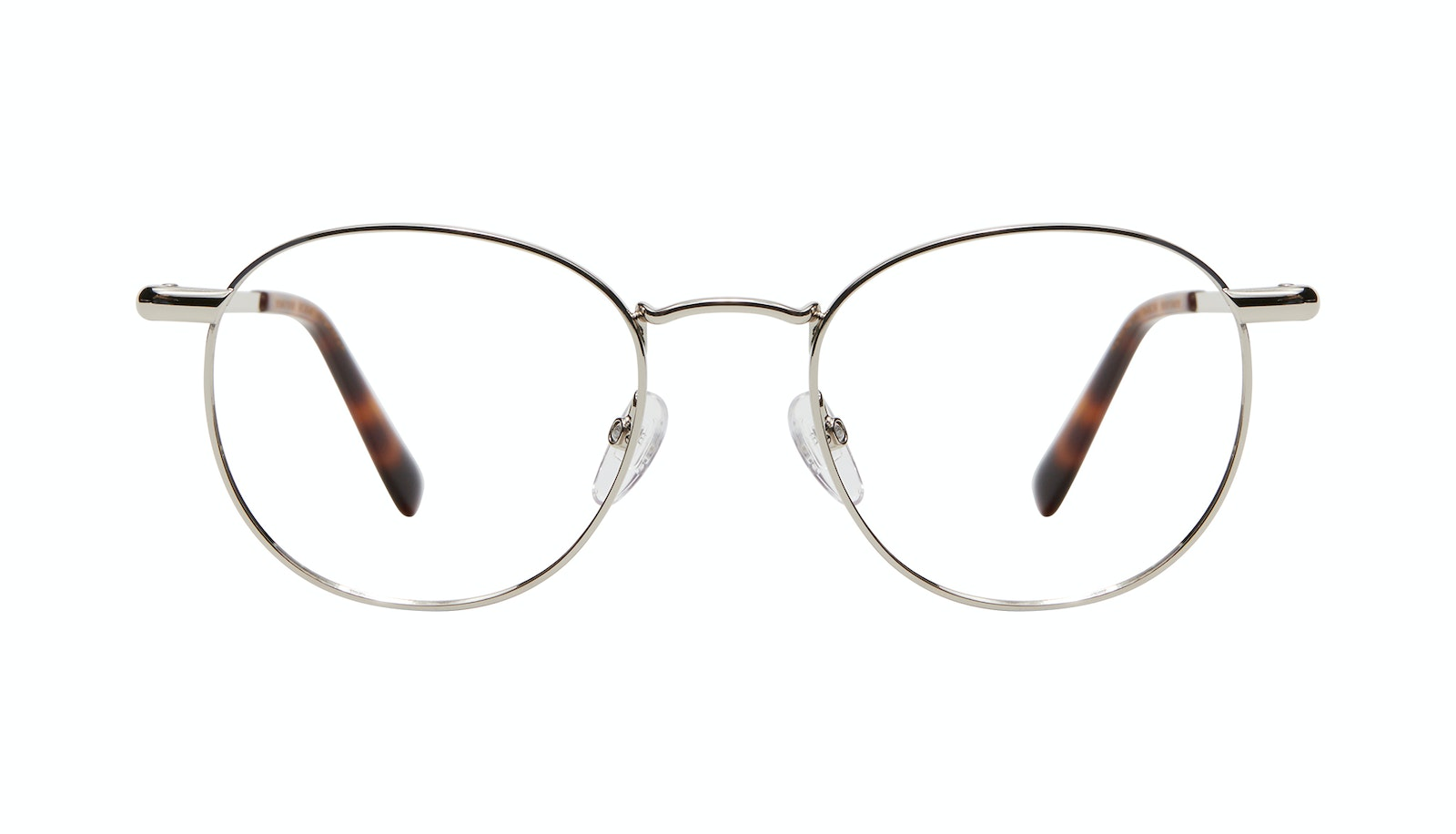 Affordable Fashion Glasses Round Eyeglasses Women Divine L Silver