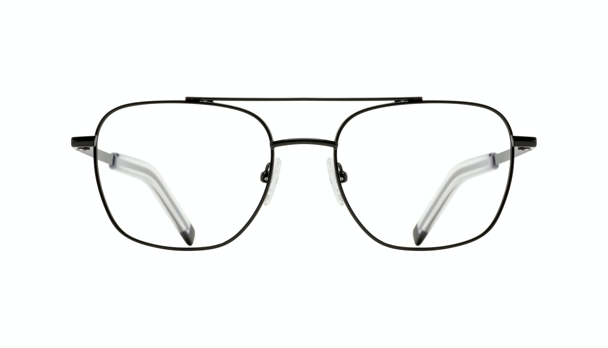 Affordable Fashion Glasses Aviator Eyeglasses Men Drift Black