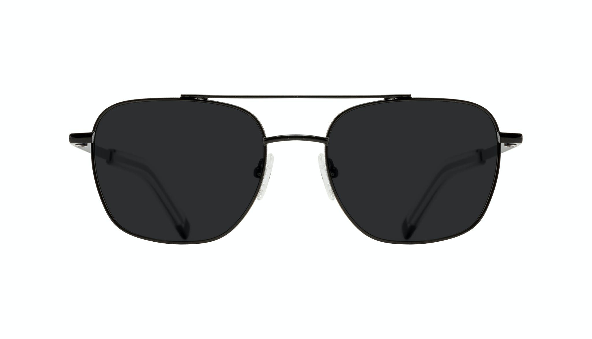 Affordable Fashion Glasses Aviator Sunglasses Men Drift Black Front