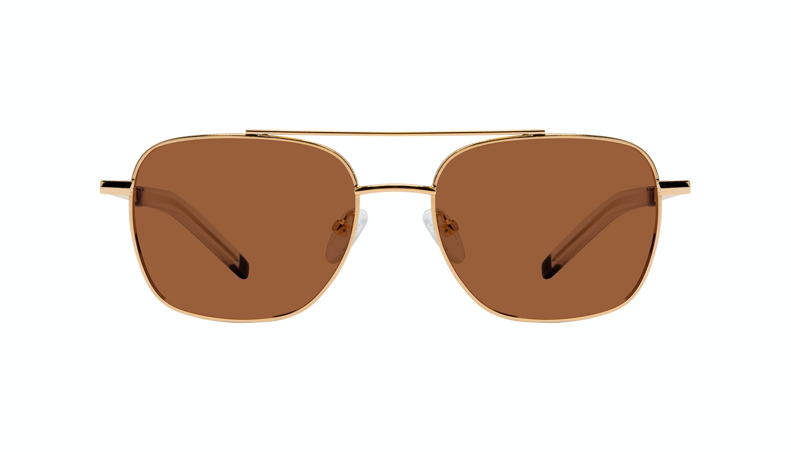 Affordable Fashion Glasses Aviator Sunglasses Men Drift Gold