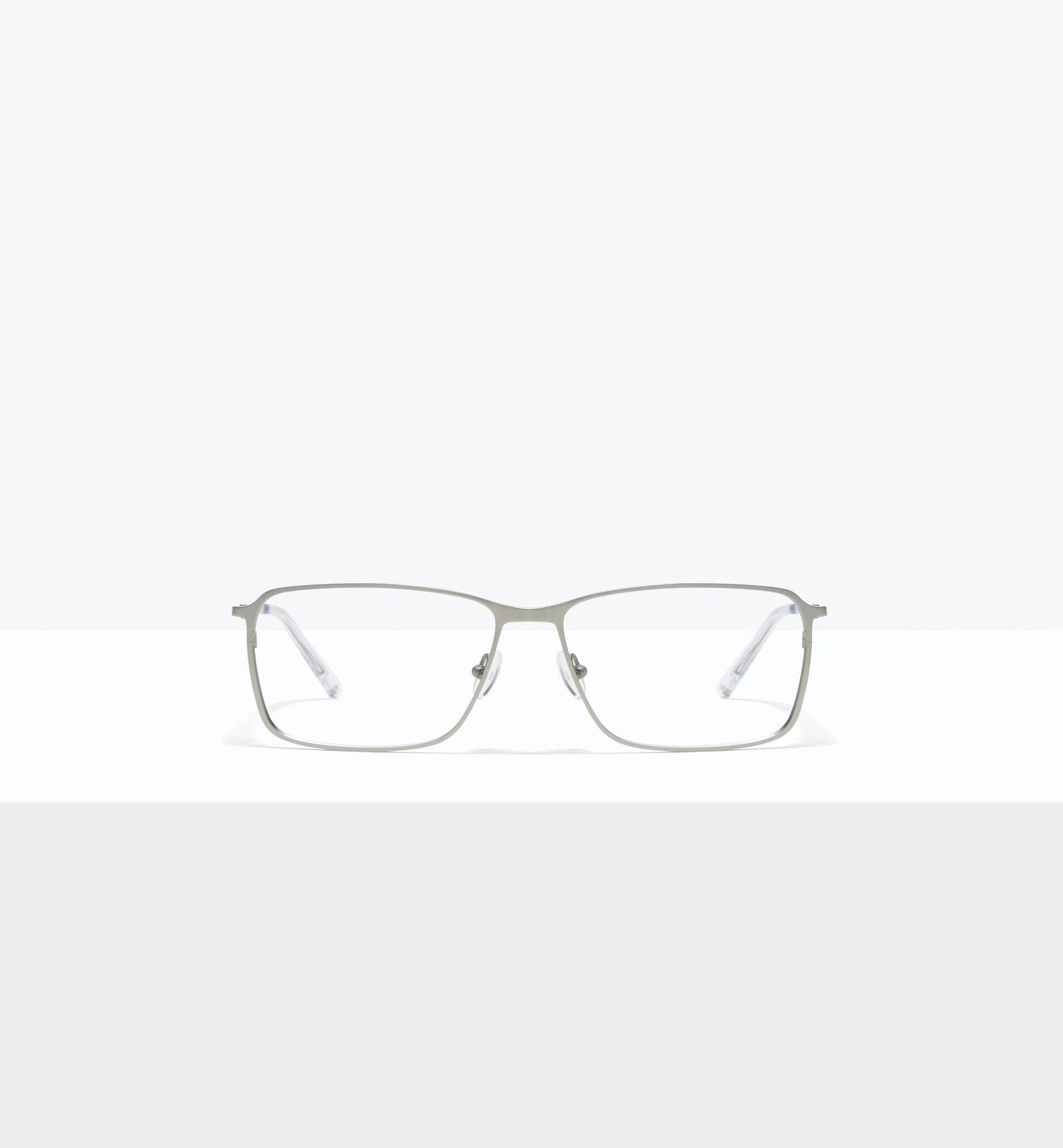 Affordable Fashion Glasses Square Eyeglasses Men Drive Silver