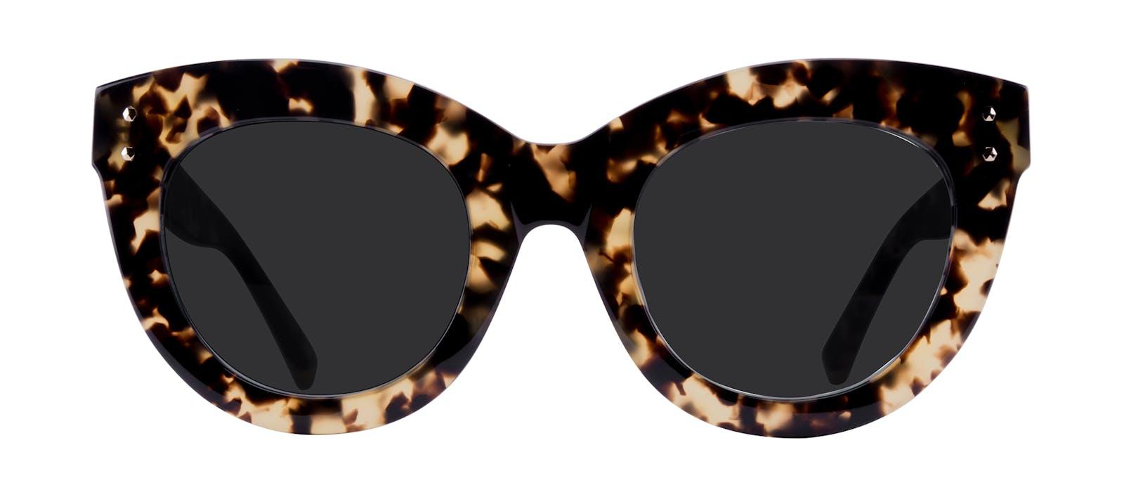 77902436a6 Affordable Fashion Glasses Cat Eye Sunglasses Women Dusk Tortoise Front