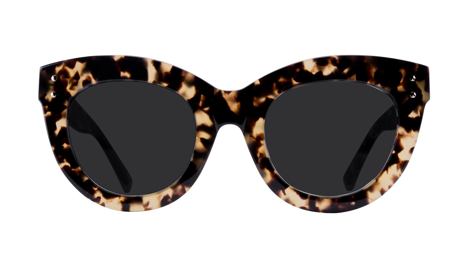 Affordable Fashion Glasses Sunglasses Women Dusk Tortoise