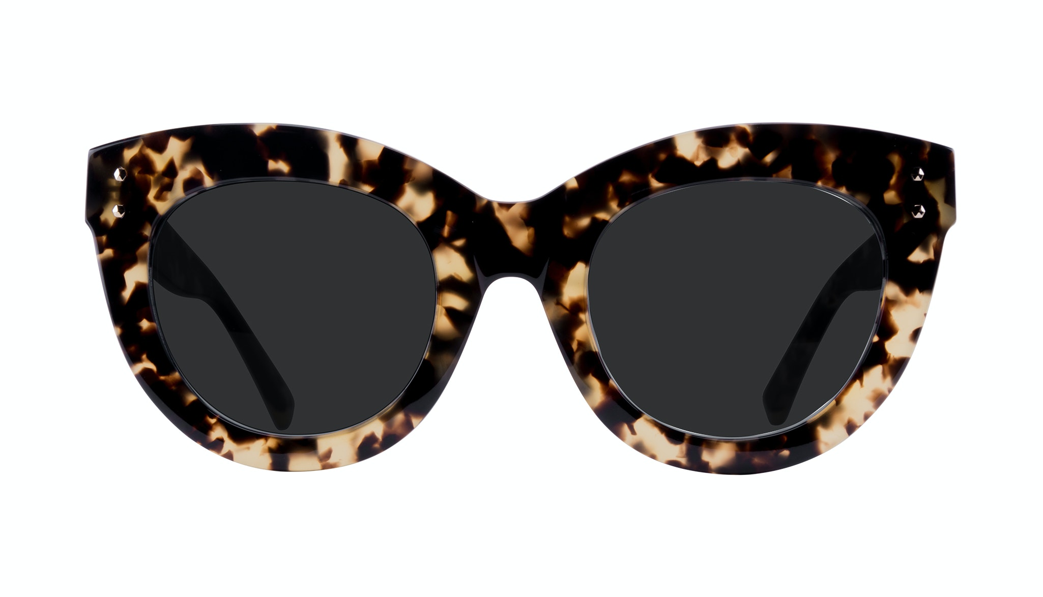Affordable Fashion Glasses Cat Eye Sunglasses Women Dusk Tortoise Front