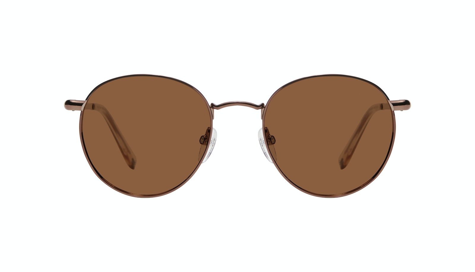 Affordable Fashion Glasses Round Sunglasses Women Dynasty S Copper