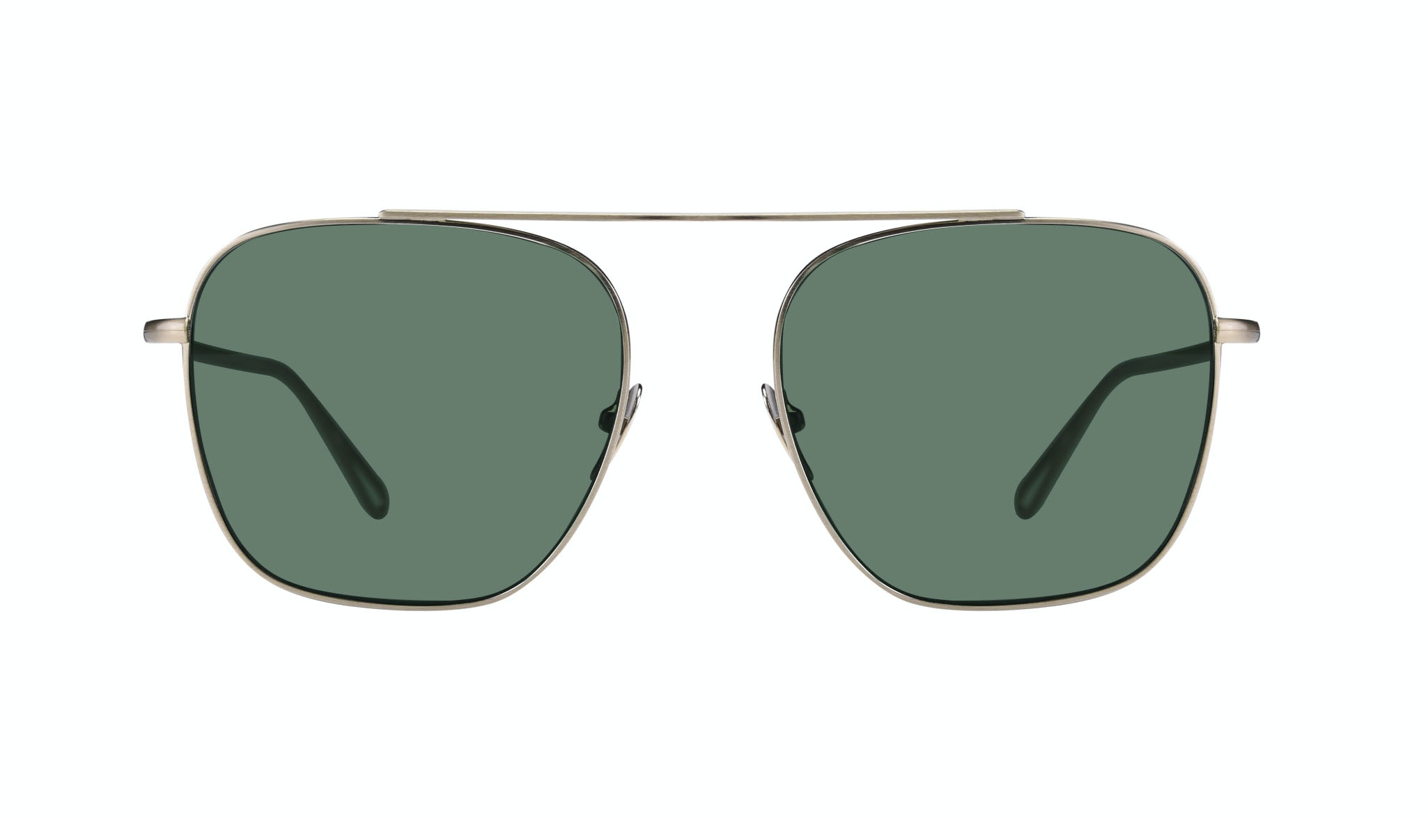Affordable Fashion Glasses Aviator Sunglasses Men Eagle Brass
