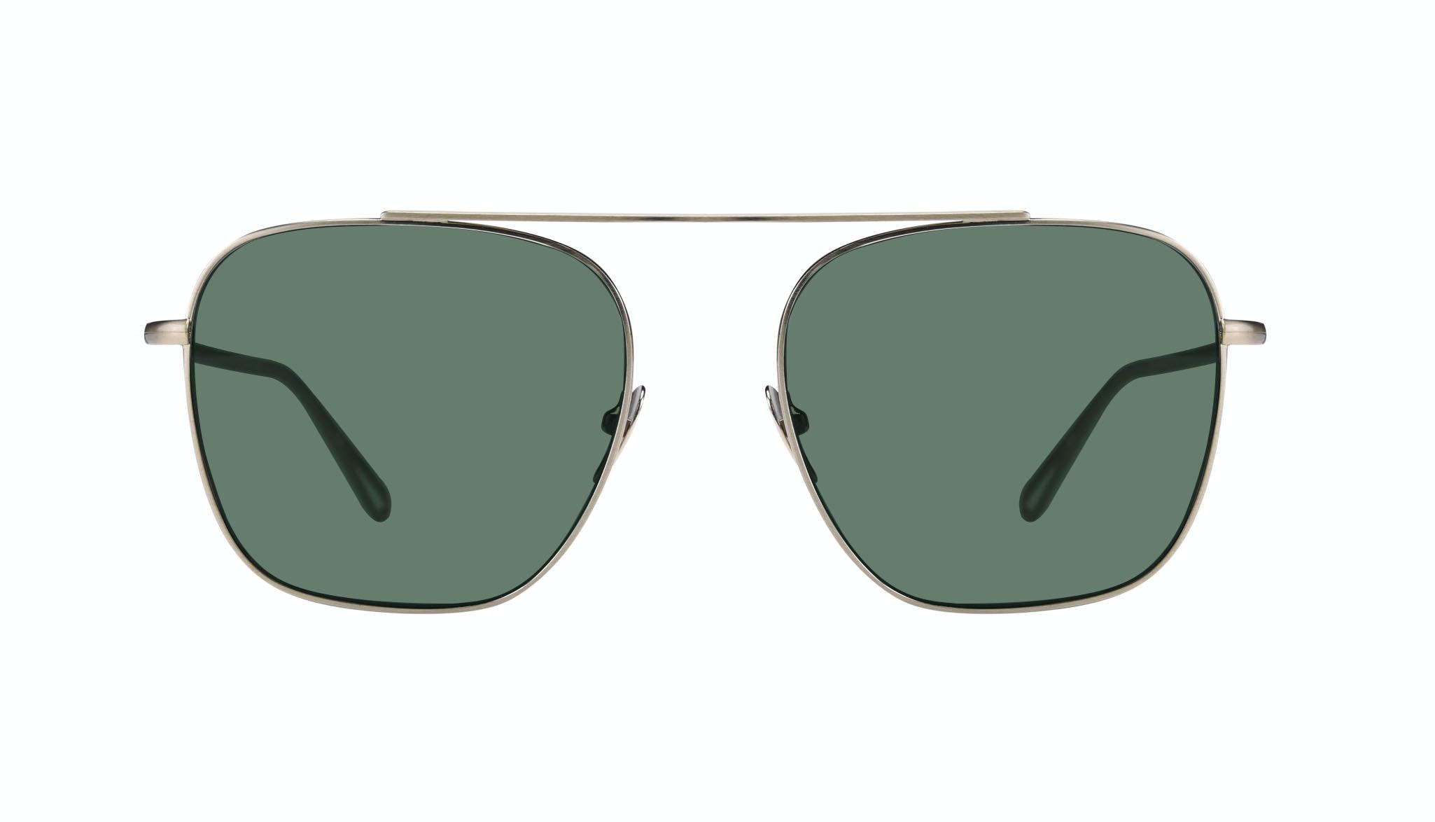 Affordable Fashion Glasses Aviator Sunglasses Men Eagle Brass
