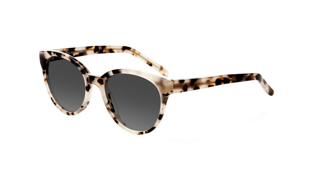 Affordable Fashion Glasses Cat Eye Round Sunglasses Women Eclipse Granite Tilt