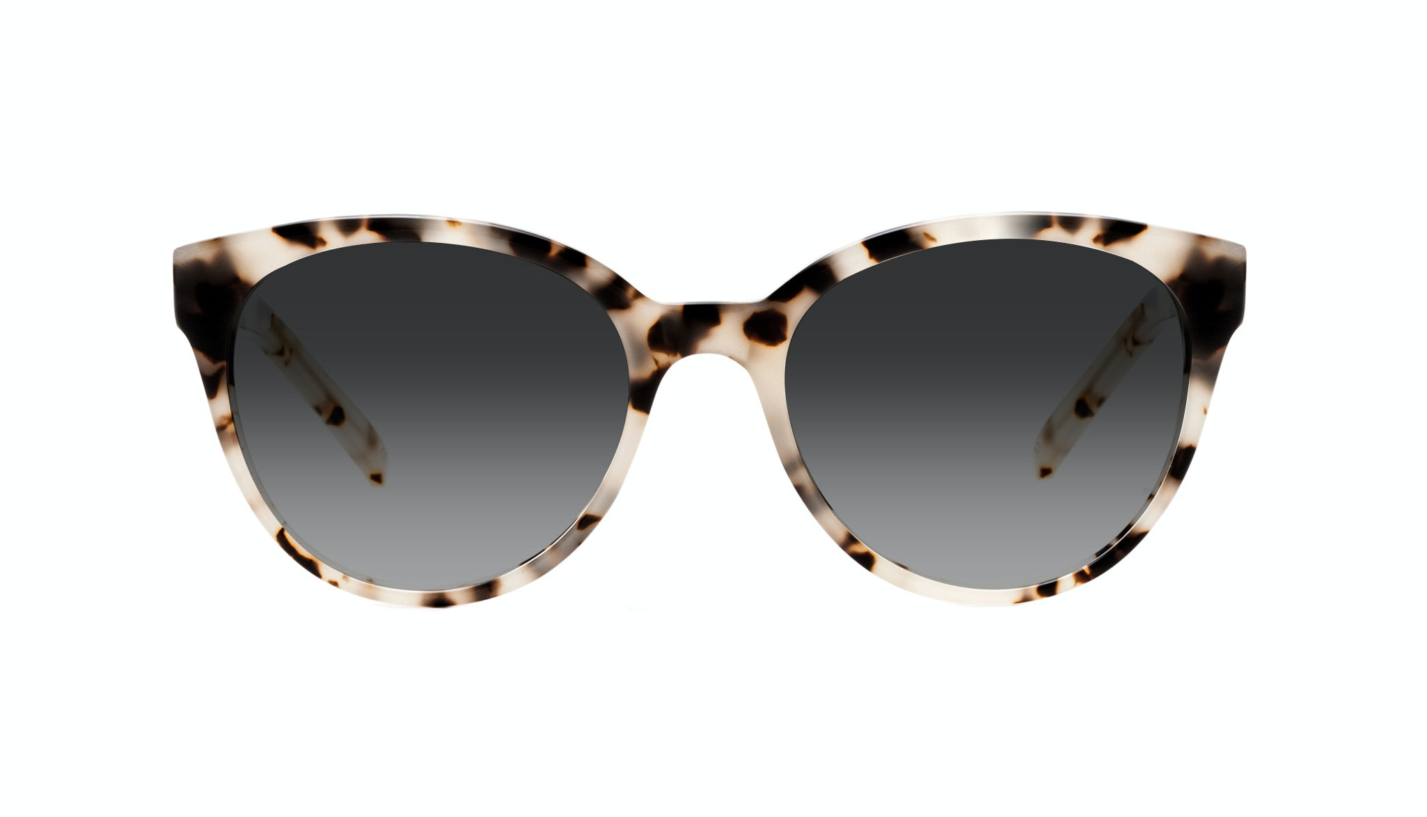 Affordable Fashion Glasses Cat Eye Round Sunglasses Women Eclipse Granite Front