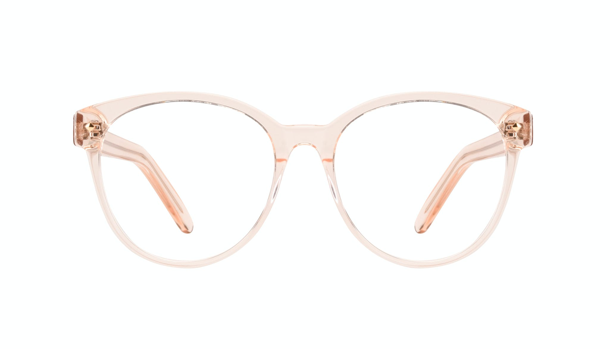 Affordable Fashion Glasses Round Eyeglasses Women Eclipse Blond